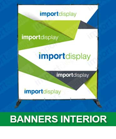 comprar banners interior photocall online
